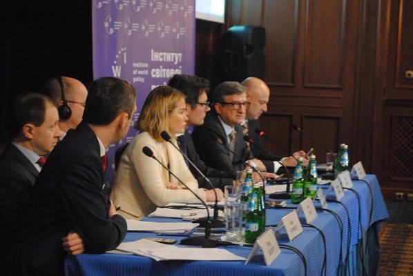 Дискусія: «Україна-Німеччина: Як ситуативне партнерство перетворити в пріоритетне»