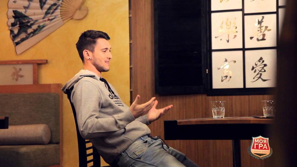 Послідовний переклад інтерв'ю для телеканалу «Футбол»
