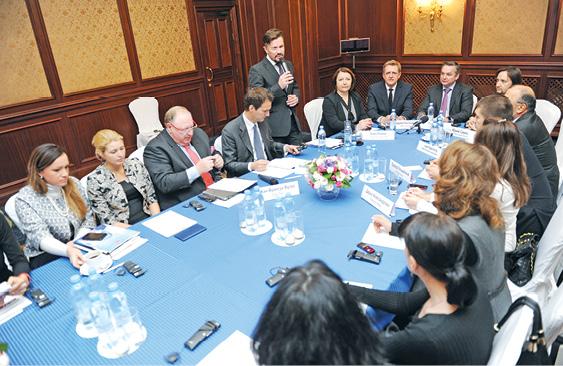 Круглый стол Health Care Supply Chain Forum